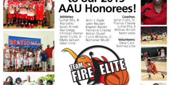 Maryland District AAU will honor achievements of TFE's members! Congratulations to our 2015 AAU Honorees!