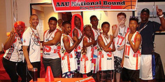 AAU Nationals – A Ton of Fun and Great Competition!
