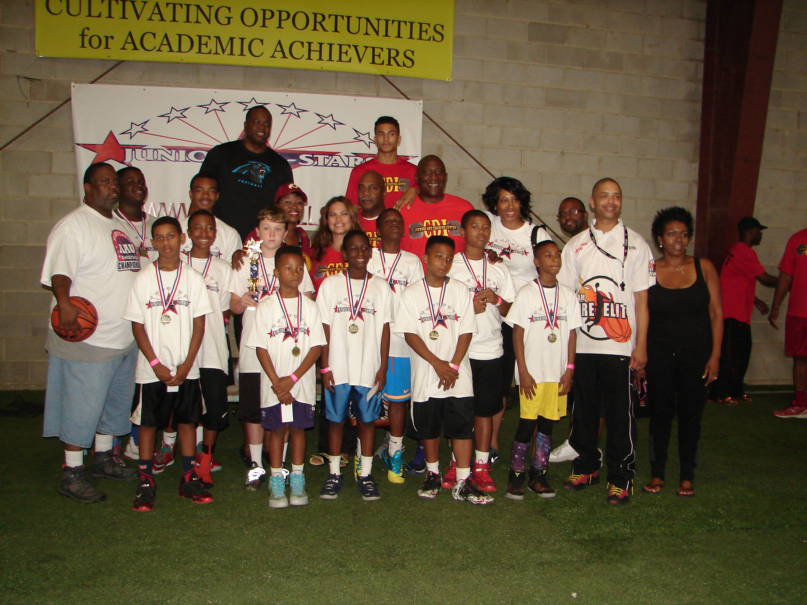 TFE Qualifies for Advancement in Junior All Stars Competition
