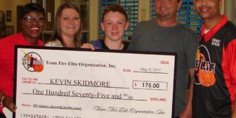 TFE Scholar Honorable Mention Awardee – Kevin Skidmore