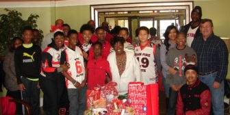 TFE Adopts Two Seniors – Donates Care & Food Baskets