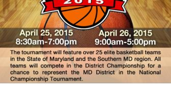 TFE Host AAU Maryland District D3 Championship Tournament