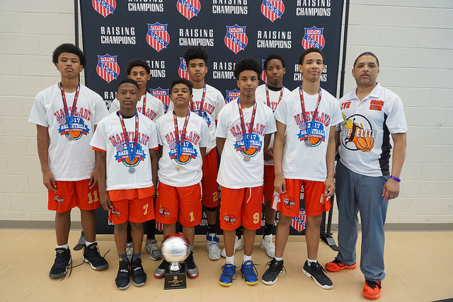 MD State AAU Qualifier Tournament